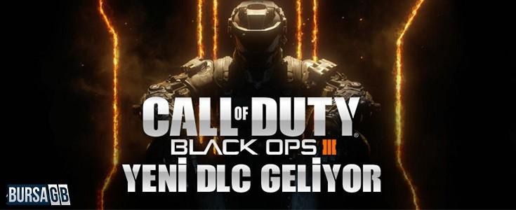 Call of Duty Black Ops 3 Yeni DLC Geliyor