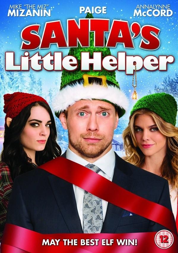 Santa's Little Helper - Noel Babanın Küçük Çırağı (2015) - türkçe dublaj film indir