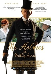 Mr. Holmes ve Müthiş Sırrı – Mr. Holmes 2015 BluRay DuaL TR-EN – Tek Link
