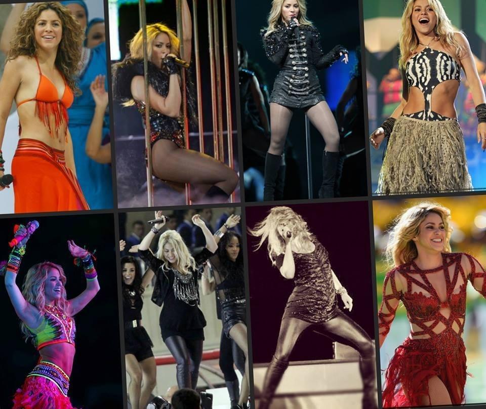 Shakira é cogitada para ser a atração do 'Super Bowl 2016'