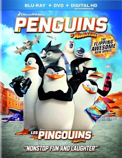 Madagaskar Penguenleri - Penguins of Madagascar 2014 ( 1080p BluRay ) Dual TR-ENG Tek Link İndir