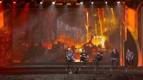 Ironforge - Warcraft: İki Dünyanın İlk Karşılaşması