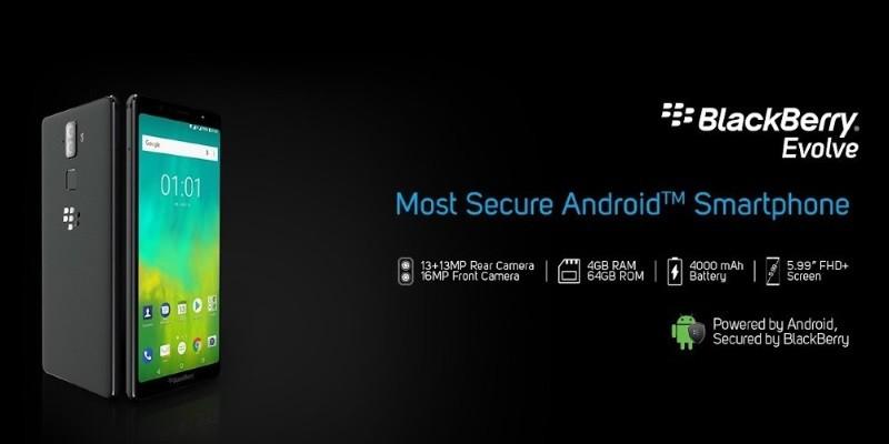 BlackBerry Evolve Türkçe Kutu Açılışı!
