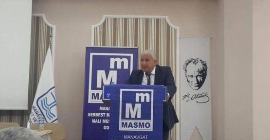 Manavgat SMMM Odası Başkanı ; Nezih Özgenç