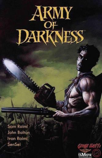 Army Of Darkness Çizgiroman İndir