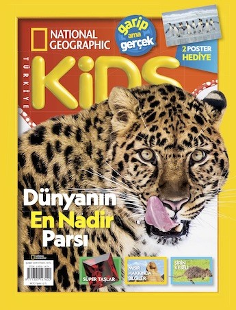 National Geographic Kids Şubat 2019