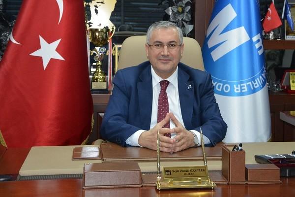 """Konya SMMMO Başkanı Özselek'ten Yapılandırma İçin Son Gün Uyarısı"""""""