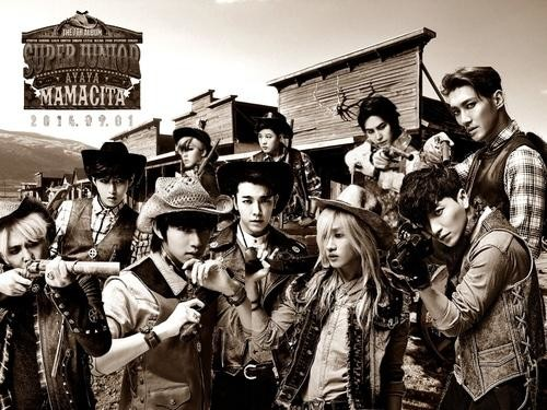 Super Junior - MAMACITA Photoshoot LqzPoX