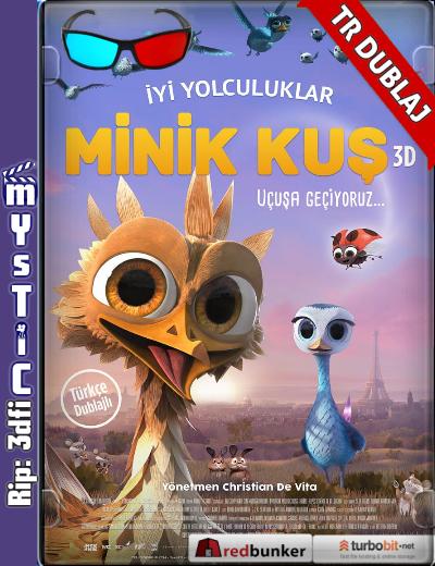 Minik Kuş – Yellowbird 2014 (BluRay m1080p 3d) Türkçe Dublajlı animasyon indir