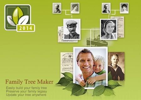 Family Tree Maker 2014 Full 22.0.0.410 Soy Ağacı Programı