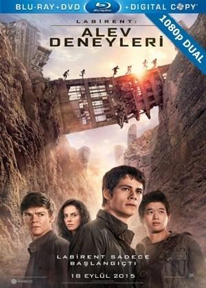 Labirent: Alev Deneyleri - Maze Runner: The Scorch Trials | 2015 | BluRay 1080p x264 | DUAL TR-EN - Tek Link