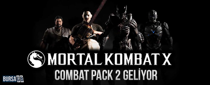 Mortal Kombat X'e Yeni Karakterler Ekleniyor