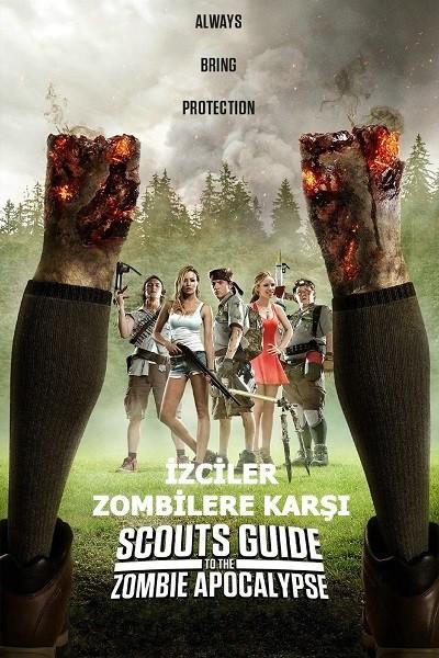 Izciler Zombilere Karşı – Scouts Guide To The Zombie Apocalypse 2015 BRRip XviD Türkçe Dublaj – Tek Link