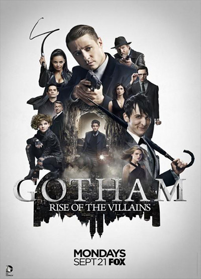 Gotham 2.Sezon Tüm Bölümler Güncel 720p HDTV Türkçe Altyazılı – Tek Link
