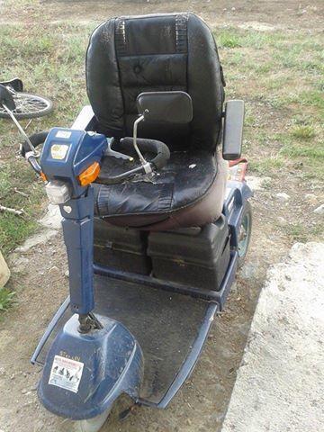 lzkXzJ - Satılık Sterling scooter