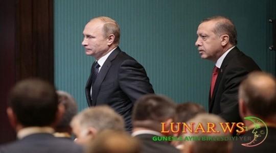 Putin Ərdoğanla görüşməyib.