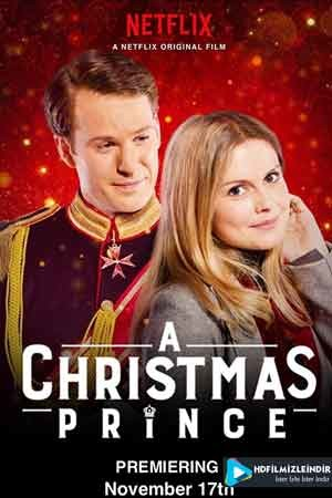 Noel Prensi - A Christmas Prince (2017) Türkçe Dublaj İzle İndir Full HD 720p Tek Parça