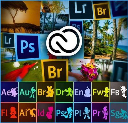 Adobe Creative Cloud 2017 Full Türkçe İndir 2017.1.01 kn
