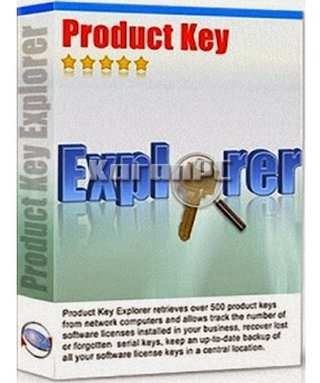 NsaSoft Product Key Explorer 4.0.3.0 + Portable