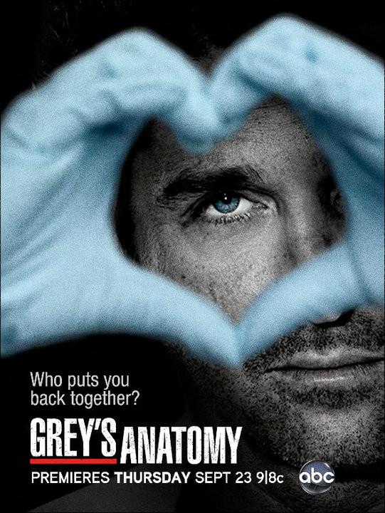 Grey's Anatomy 8.Sezon Tüm Bölümleri indir