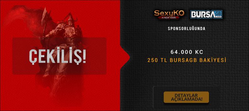 [EVENT] 64.000 KC Odullu Cekilis Aciklandi!