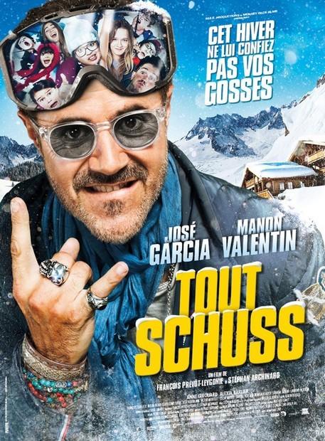 Pist Dışında | Tout Schuss | 2016 | WEB-DL XviD | Türkçe Dublaj