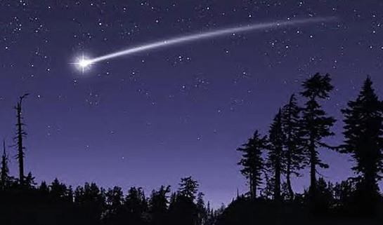 yıldız kayması