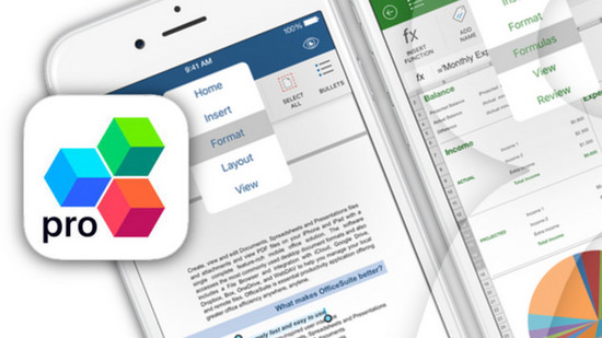 OfficeSuite Pro (Mobile Office) v5.0