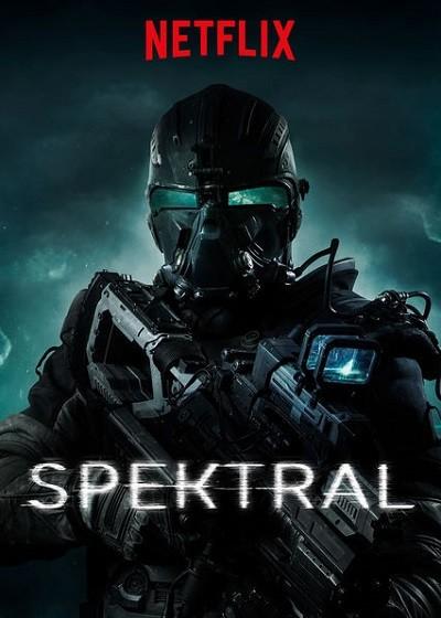 Spektral - Spectral 2016 BRRip XViD Türkçe Dublaj - Film indir