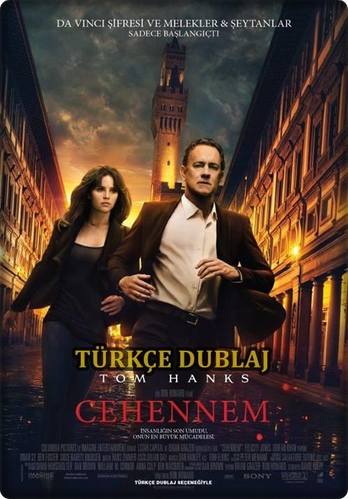 Cehennem - Inferno 2016 (Türkçe Dublaj) BRRip XviD