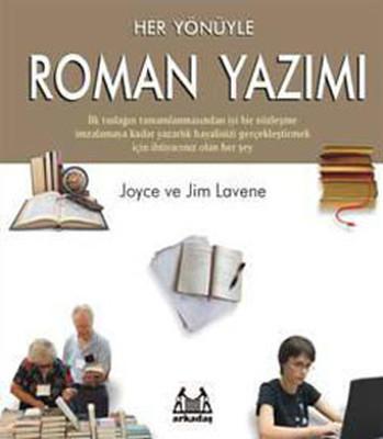 Joyce ve Jim Lavene Her Yönüyle Roman Yazımı Pdf