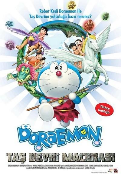 Doraemon: Taş Devri Macerası | 2016 | BRRip XviD | Türkçe Dublaj