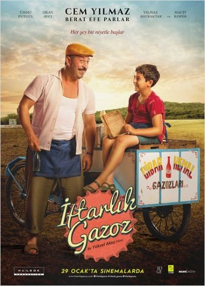 İftarlık Gazoz (2016) HD yerli komedi filmi indir