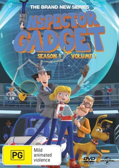 Dedektif Gadget - Inspector Gadget (2015) Yabancı Animasyon Dizi Sezon 1 Tüm bölümler türkçe dublaj