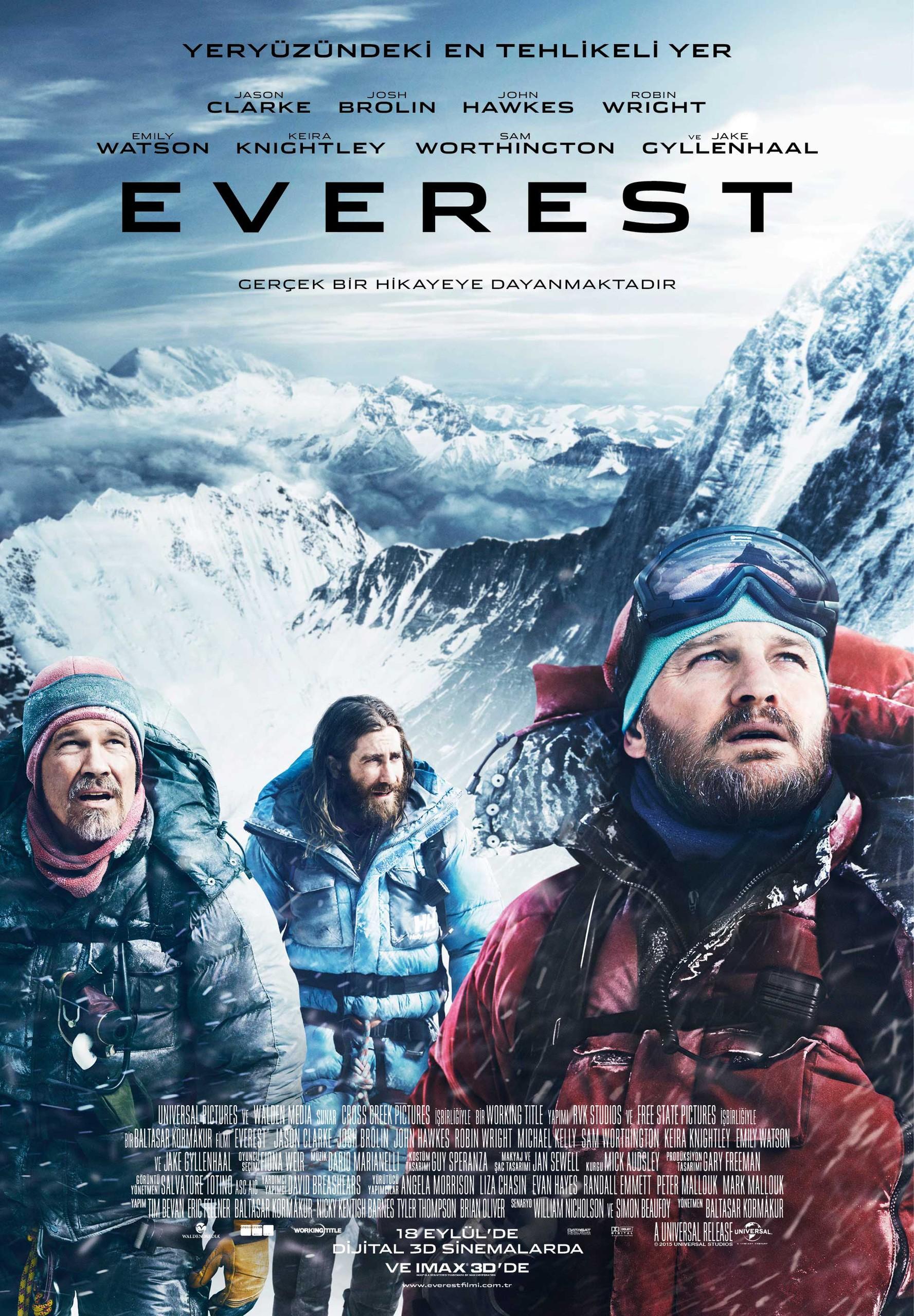 Everest 2015 HDRip XviD AC3 Türkçe Altyazı – Tek Link