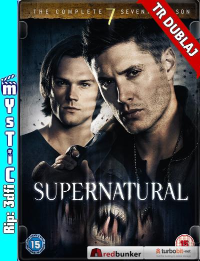 Doğaüstü - Supernatural 7. Sezon İlk 10 Bölüm ( 720p WEBDL ) Türkçe Dublaj 3dfi dizi indir