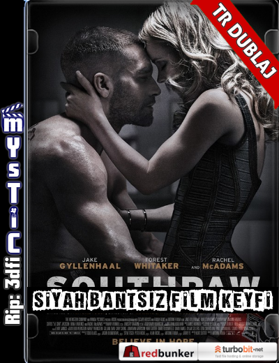 Southpaw – Son Şans (2015) (ANAMORPHIC Siyah Bantsız BluRay m1080p) Türkçe Dublajlı hd indir