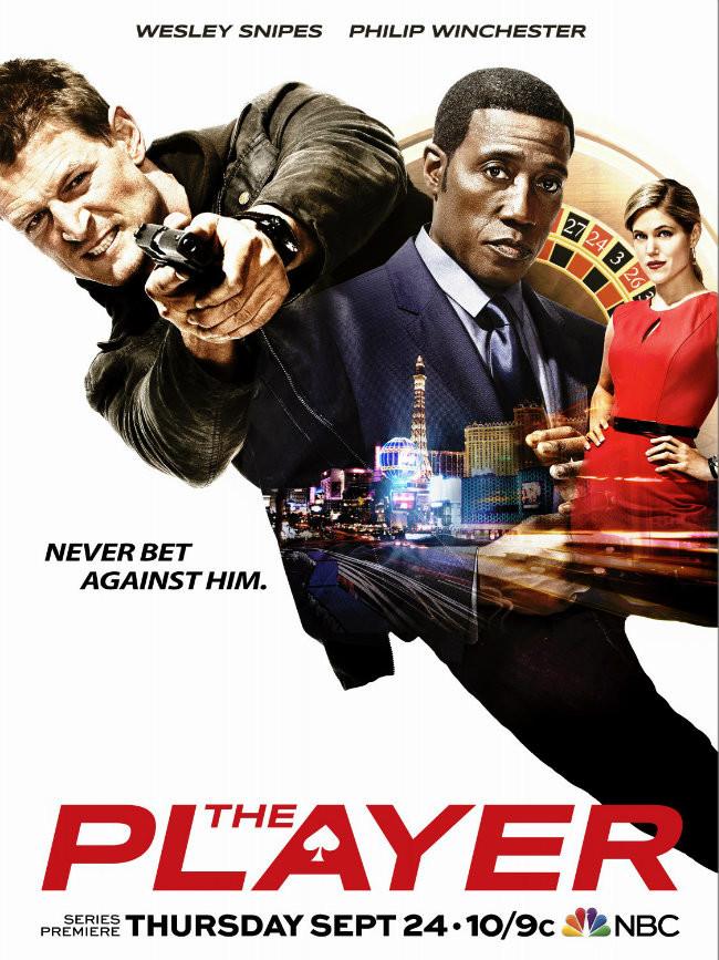 The Player 1.Sezon Tüm Bölümler XviD 720p HDTV Türkçe Altyazı – Güncel – Tek Link