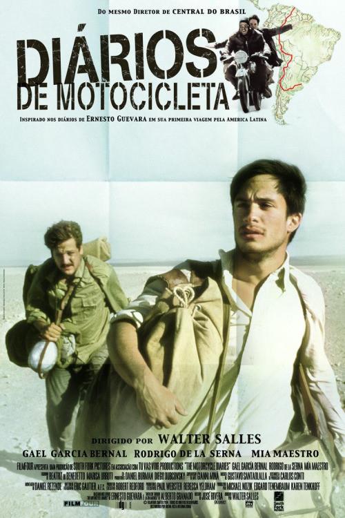 Motosiklet Günlüğü (2004) - türkçe dublaj film indir