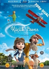 Küçük Prens – The Little Prince 2015 BluRay 720p x264 DUAL TR-EN – Tek Link