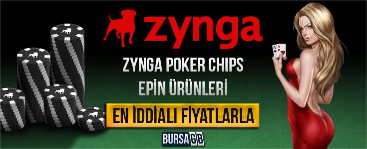 Zynga Poker 'de Sok Fiyatlar