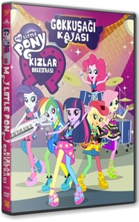 My Little Pony: Kızlar Orkestrası – My Little Pony: Equestria Girls – Rainbow Rocks 2014 BRRip XviD Türkçe Dublaj – Tek Link