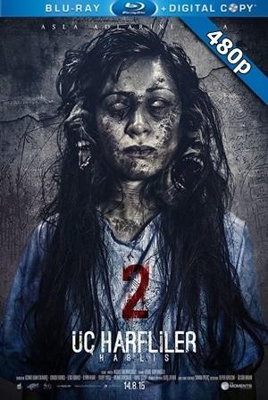Üç Harfliler 2: Hablis | 2015 | DVDRip 480p