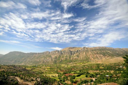 Adıyaman Dağları
