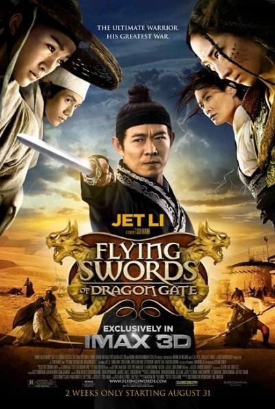 Ejder Kapısındaki Uçan Kılıçlar - Long men fei jia 2011 720p Bluray x264 Türkçe Dublaj İndir