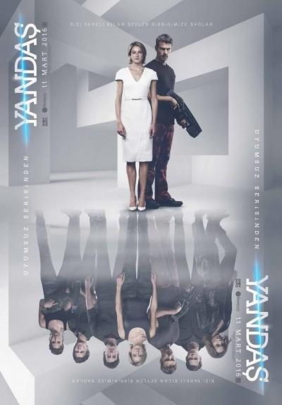 Uyumsuz Serisi: Yandaş Bölüm 1 - Allegiant | 2016 | BRRip XViD | Türkçe Dublaj - Film indir