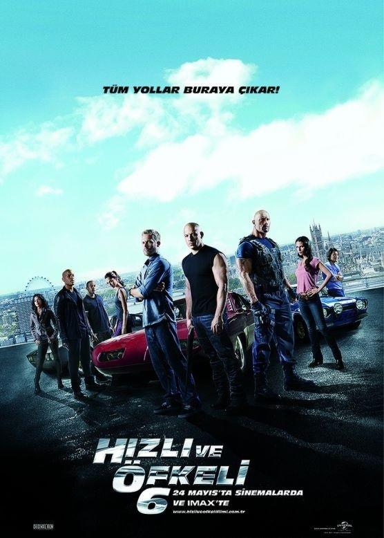 Fast And Furious - Hızlı Ve Öfkeli BoXSeT [ 1-6 ] | BluRay 1080P DUAL TR-ENG | Smartdisk