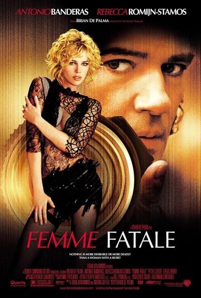 Öldüren Kadın - Femme Fatale (2002) türkçe dublaj film indir