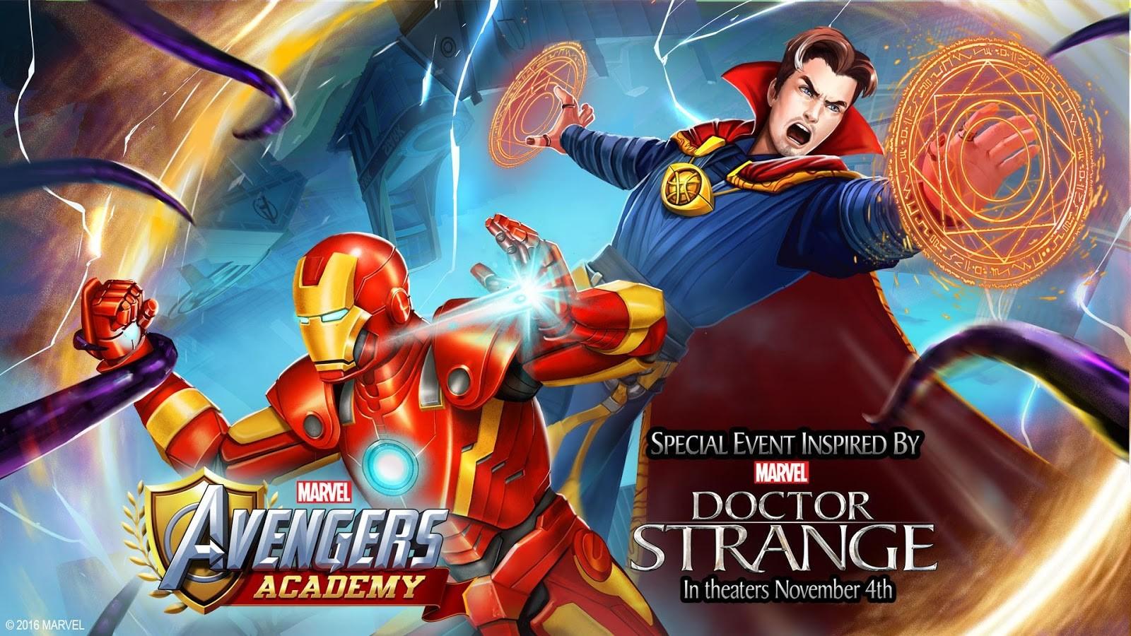 MARVEL Avengers Academy APK İndir