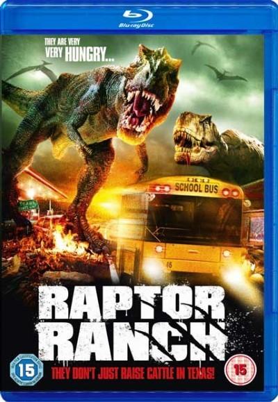 Dinozor Çiftliği - Raptor Ranch (2013) türkçe dublaj hd film indir